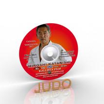 Judo seminar. Hiroshi Katanishi 8 dan. 2017. Disk 1. - $7.69