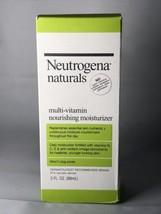 Neutrogena Naturals Multi Vitamin Nourishing Daily Moisturizer 3 Fl. Oz - $12.45