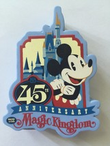 Disney Parks 45th Anniversary Magic Kingdom Mickey Antenna Pencil Topper New - $6.98