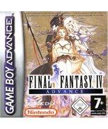 Final Fantasy IV [Game Boy Advance] Unknown - $7.99