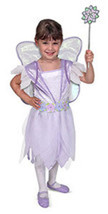 Fairy Role Play Costume Set 3-6 Years - $29.00