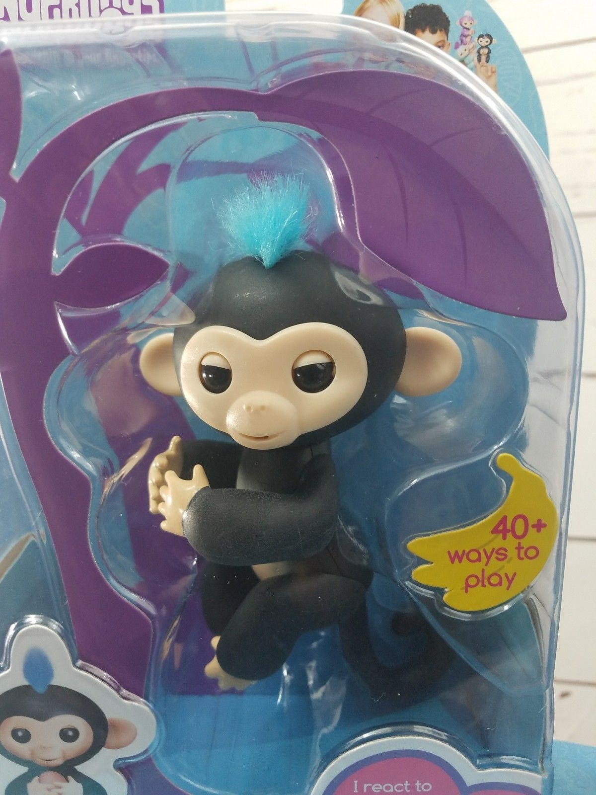 Fingerling WowWee Monkey's 1 Toys Kids Playset Exclusive liv Lot Of 5 Authentic