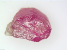 1.12 ct Natural Tourmaline Pink Rough Loose Gemstone - $6.25