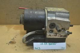 02-03 Chevrolet Trailblazer Envoy ABS Pump Control 13354726 Module 135-14C3 - $18.99