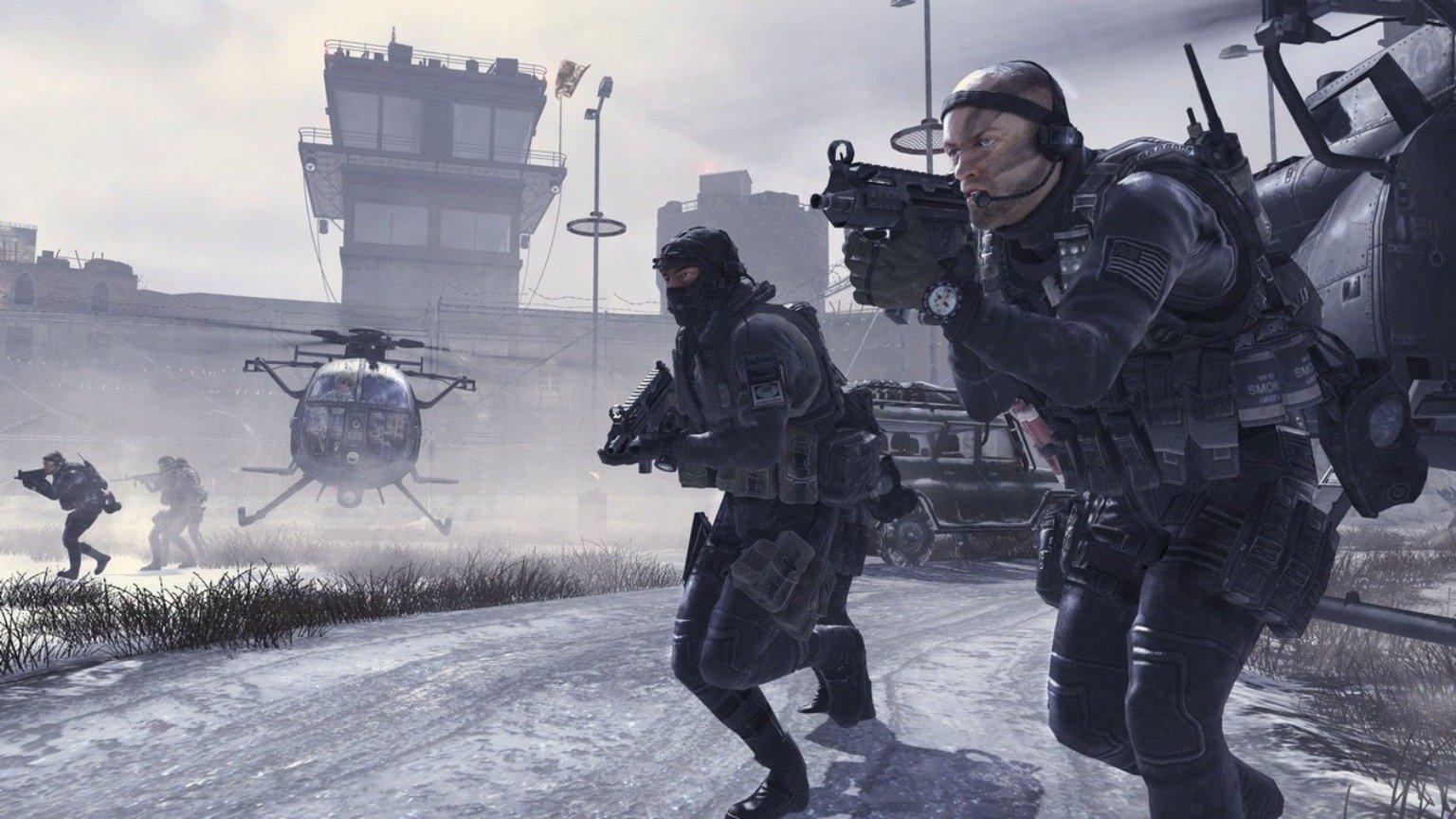 Call of Duty: Modern Warfare 2 [Xbox 360]