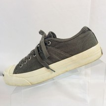 Converse Jack Purcell Gray Tennis Shoes Sneakers Unisex Size 7 Mens 8.5 Womens - $23.75