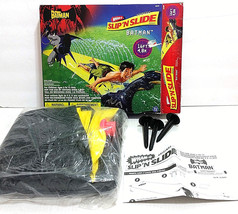 Rare WHAM-O Slip 'N Slide Unused in Box 16 Foot BATMAN Water Slide Super... - $23.70