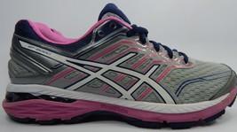 Asics GT 2000 v 5 Size US 8.5 M (B) EU: 40 Women's Running Shoes Silver T757N - $51.78