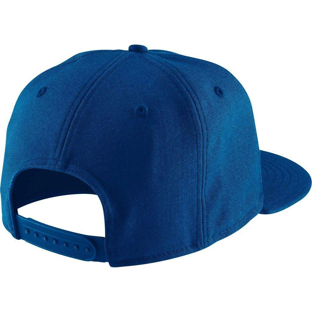 0983ead5bd6 Men s Nike Futura True 2 Snapback Hat blue jay black white 584169 433