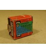 Lockheed Master Cylinder Repair Kit Black/Aluminium Peugeot 4633.01 Vintage - $38.16