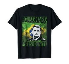Bolsonaro Presidente Brasil 2018 T-shirt Election Men's T-Shirt Clothing... - $16.82+
