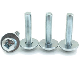 Samsung Wall Mount Screws For QN43Q60TBFXZA, QN50Q60TBFXZA, QN55Q60TBFXZA - $6.92