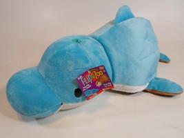 "Flip A Zoo Harper Dolphin/Willow Walrus 2-in-1 Stuffed Animal 16"" inch FLIPAZOO  - $19.95"
