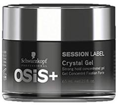 Schwarzkopf Professional OSIS+ Session Label - Crystal Gel  2.1 oz - $24.00