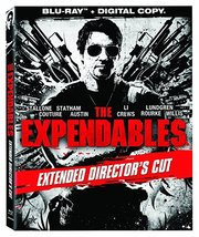 The Expendables (Extended Director's Cut) [Blu-ray] (2011)