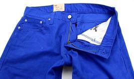 Levi's Strauss 514 Men's Original Slim Fit Straight Leg Jeans Blue 514-0446 image 5