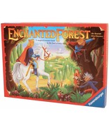 Enchanted Forest Family Board Game Ravensburger A Magical Treasure Hunt - $26.89