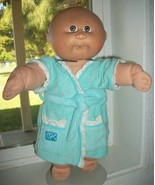 "CABBAGE PATCH KID 1982-3 HM1 BALD 14"" BABY BRN ... - $18.69"