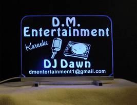 Personalized DJ Karaoke LED Bar Sign  image 3