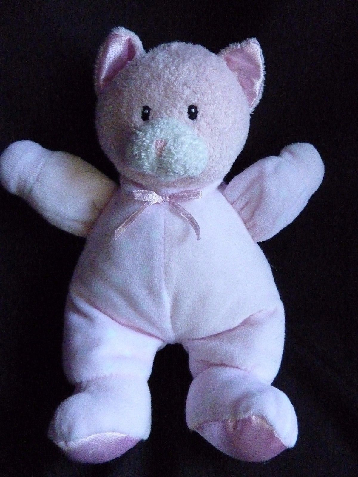 Baby Gund ~ My Lil/' Snowman ~ Stuffed Rattle Blue NEW