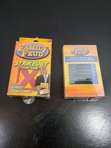 Family Feud Strikeout Card Game - New Open Box - $7.39