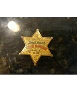 Antique Vintage Bond Bread Advertising Lone Ranger Safety Club Badge Pin... - $64.95