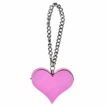 Personal Alarm – Heart Shape Safe Sound Personal Alarm Keychain for Women Kids,