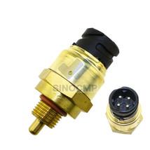 Oil Pressure Sensor 1077574 For Volvo D12 D16 D7 D10 D9 Trucks FH VNL 19... - $40.19