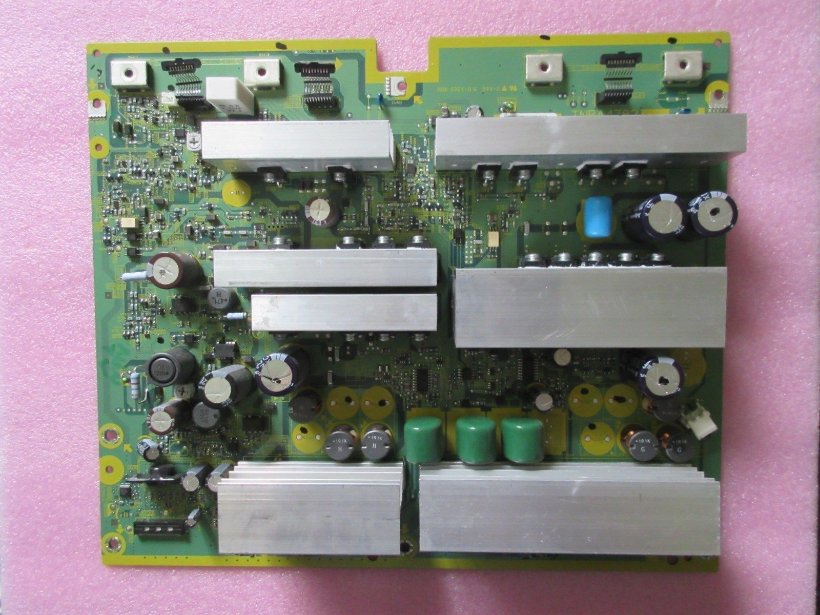 Primary image for PANASONIC TH-P50G10C TH-P50G11C Y-SUS SC Board TNPA4782 AB USED PART