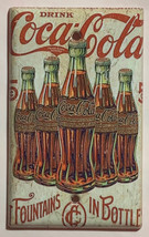 5 Cents Coke Bottles Old Poster Light Switch Outlet Wall Cover Plate Home Decor image 4