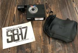 Nikon SB-17 Speedlight Flash - $65.44