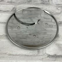 Cuisinart Slicing Disc Blade DLC-844TX 4mm For DLC-8 and DLC-10 OEM - $6.72