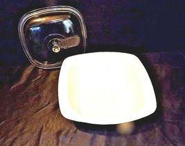 CorningWare Serving Dish and Lid AB 249-A Vintage image 5