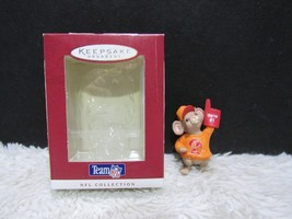 1996 NFL Collection, Tampa Bay Buccaneers, Hallmark Keepsake Christmas O... - $8.17