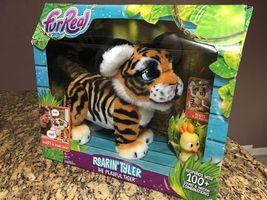 FurReal Roarin' Tyler, the Playful Tiger  - $68.00