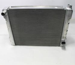 "EVANS NPG RADIATOR Aluminum Racing Single Pass 26"" X 19"" GM Chevy In / O... - $129.99"