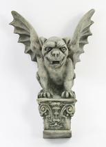 Gargoyle Hanging Concrete Wall Statue  - $89.00