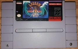 Lagoon (Super Nintendo Entertainment System, 1991) - $11.88