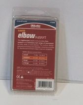 Mueller 416MD Medium Elastic Basic Elbow Support White Boxed image 3