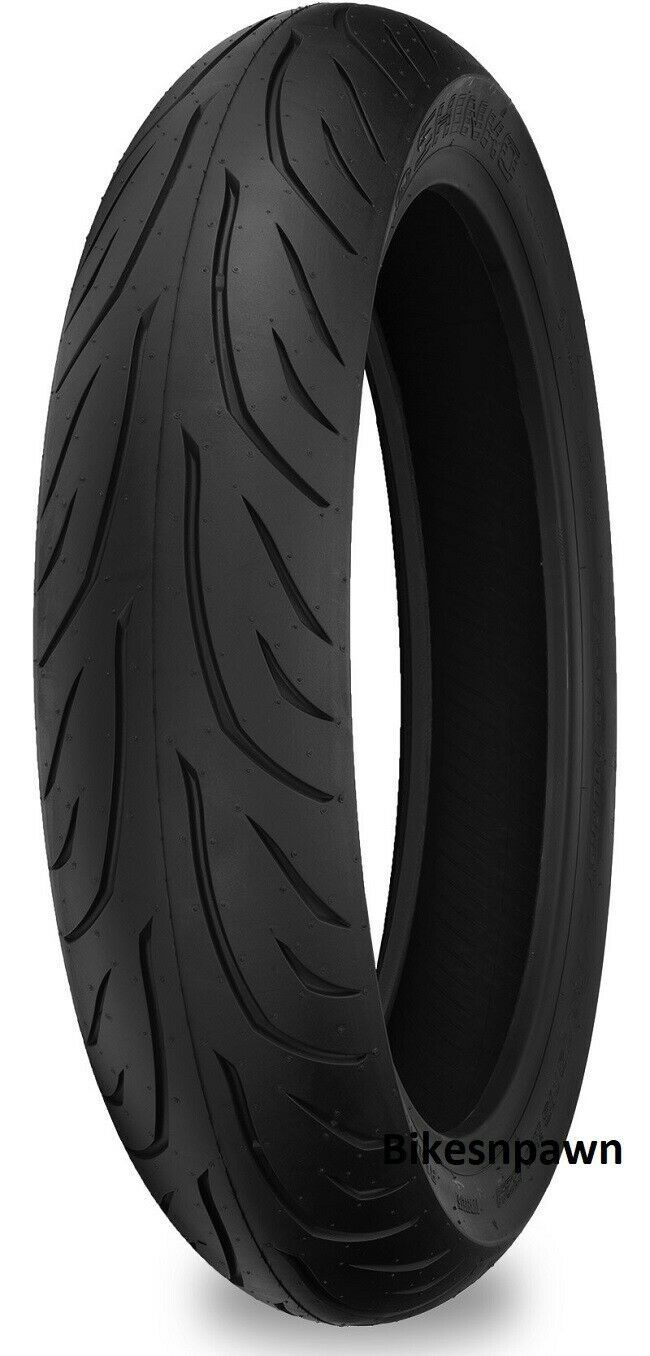 New Shinko SE890 Journey 130/70R18 Front Touring Radial Motorcycle Tire 63H