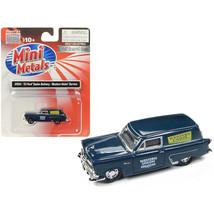 1953 Ford Sedan Delivery Western Union Service Dark Blue 1/87 (HO) Scale... - $19.64