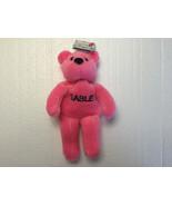 SABLE - 1999 Titan WWF ATTITUDE BEARS NEW W TAG - $4.99