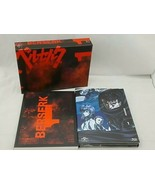 BERSERK Blu-ray BOX vol.1  First limited edition FROM JAPAN F/Shipping USED - $199.98