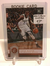 2016-17 Panini Excalibur  #99 Thon Maker RC - $1.85