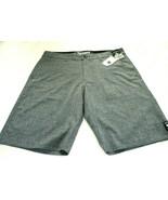 Vans Mens Vanphibian Boardshorts Swim Trunks Grey White Unspot NWT Free ... - $39.99