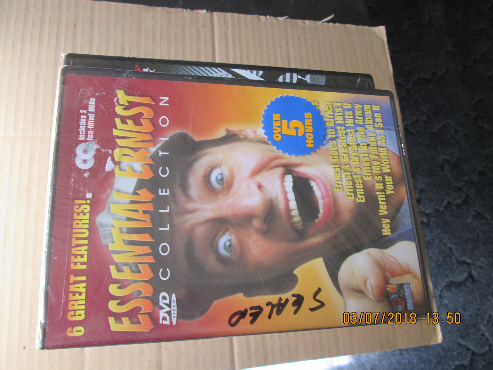Essential Ernest dvd factory sealed