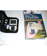 one  touch  profile    complete  diabetes  tracking  system   - $3.99