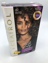 Clairol Age Defy Permanent Hair Dye 4R Dark Auburn - $12.34