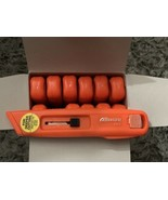 12 ct Allway Tools Self-Retracting Plastic Box Cutters Safety Knives - $19.99