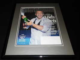 Andy Cohen Framed ORIGINAL 2015 Entertainment Weekly Magazine Cover - $22.55